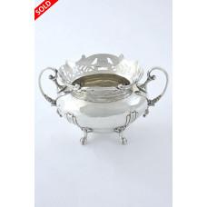 Silver Sugar Bowl 1911