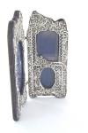 Edwardian Hinged Silver Photo Frame 1903