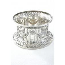 Antique Irish Silver Potato Ring 1916