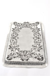 Victorian Dressing Table Tray 1898