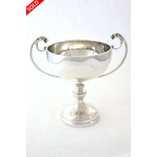 George V Silver Trophy Cup 1923